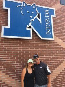 Rylie Brooks Commits to Univ Nevada, Reno!