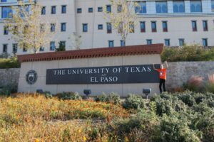 Amanda DuPriest Commits to the University of Texas El Paso
