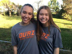 Katie & Megan Chambers Commit to Ottawa University