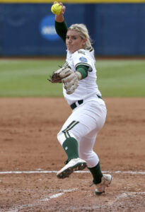 Former Gomes Pitcher, Gia Rodoni Wins Big 12 Pitcher of the Week