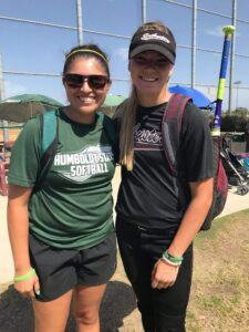 Kelsey Burr Commits to Humboldt State University