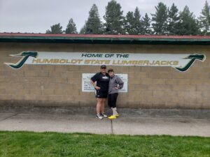 Hollee Travao Commits to Humboldt State University