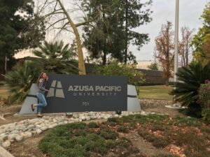 Keelie Koepp commits to Azusa Pacific!
