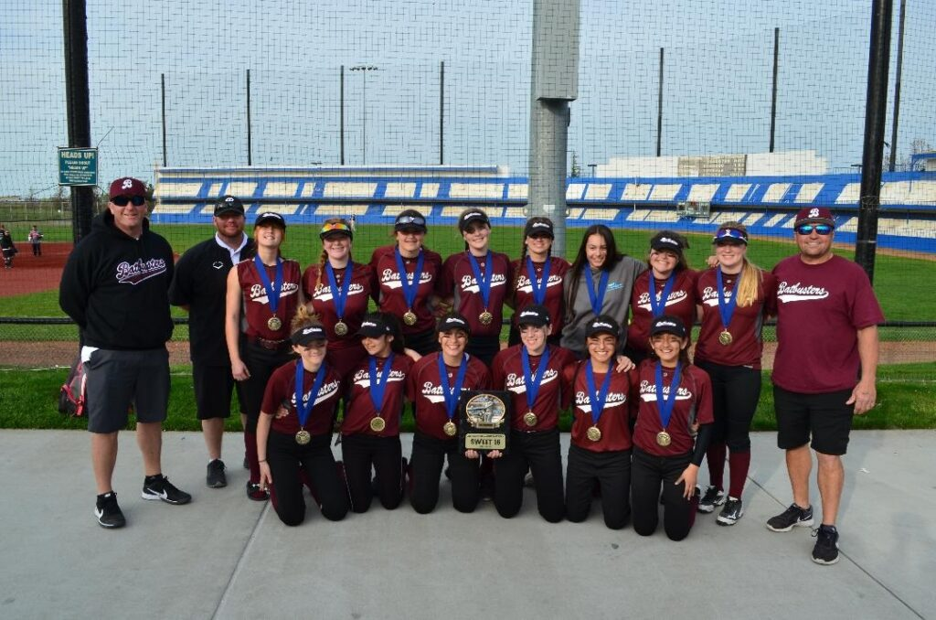 Another Championship for Batbusters Gomes Atkins's 14u!