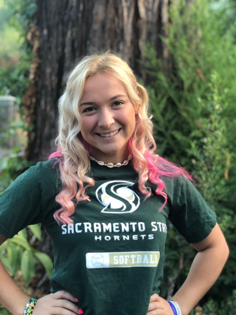 Lexi Parish commits to Sacramento State University!