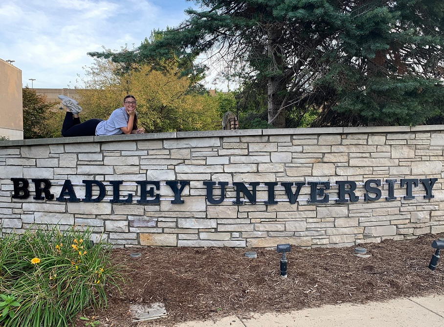 Shelby Katzakian commits to Bradley University!