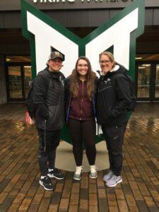 Savannah Egger Commits to Portland State Univ.!
